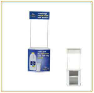 OEM Promotion Display Counter/Folding Promotion Table pictures & photos