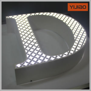 Acrylic Stainless Steel Letters Surface Luminous pictures & photos