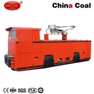 Hot Sale 10t Overhead Mining Locomotive pictures & photos