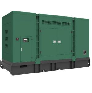 8kw/10kvasuper Silent Diesel Generator Powered by Perkins pictures & photos