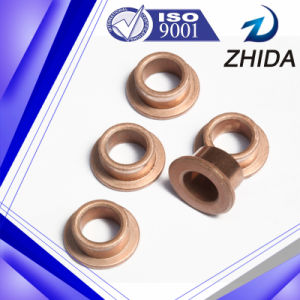 Step Type Bronze Sintered Oil Bearing with ISO Certificates pictures & photos