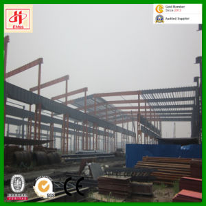 Prefabricated Steel Structure Logistic Warehouse pictures & photos
