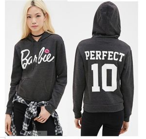 Factory Manufacture High Quality Fashion Ldies Hoodies pictures & photos