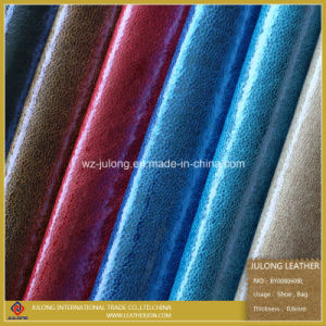 Crack Effect Fabric Textile (BY008) pictures & photos