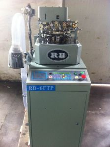 Rb-6FTP Dual-Use Terry Sock Knitting Machine
