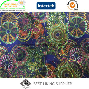 290t Taffeta Printed Lining Fabric for Men′s Jacket pictures & photos