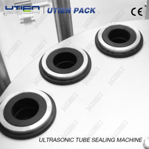 Automatic Ultrasonic Plastic Tubes Sealing Machine for Cream (DGF-25C) pictures & photos