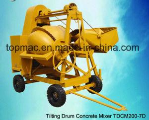 China Cheap Diesel Concrete Mixer pictures & photos