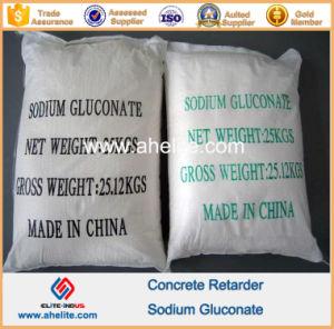 Concrete Additives Set Retarder Sodium Gluconate 98% pictures & photos