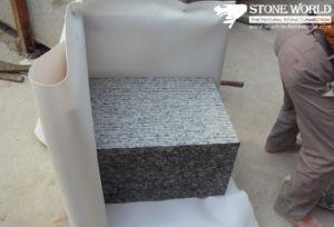 Hainan Black Lava Stone Honed Basalt for Floor Wall/Tile pictures & photos