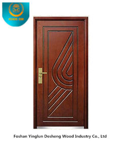 Modern Style Armoured Security Door pictures & photos