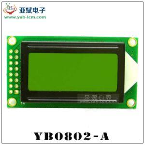 Yb0802 a Character DOT Matrix LCD Module