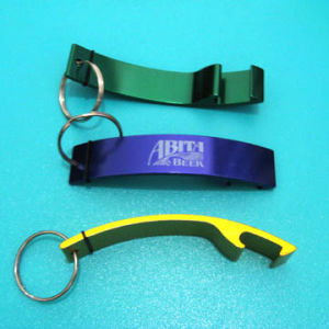 Promotional Metal Keychain with Beer Opener Design pictures & photos