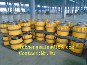 Sand Casting Parts, Ductile Iron Casting, Iron Casting with Qt450-10 & Ggg50