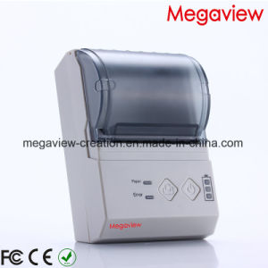 Pocket Size 58mm Bluetooth Mobile Thermal Printer for Retail Market (MG-P500UBD) pictures & photos