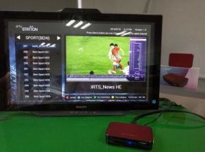Ipremium I9 4k Free IPTV Box with H. 265 Beinsport /Osn/Arabic/Italy/French/Canal+/Spanish pictures & photos