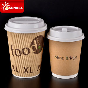 Single / Double Wall Custom Printed Paper Cup in China pictures & photos
