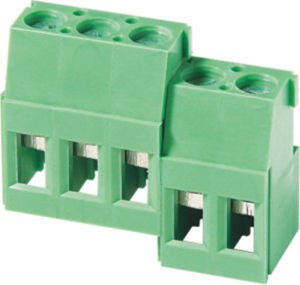 PCB Screw Terminal Block for PCB Board (WJ129R-5.0) pictures & photos
