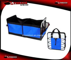 Multipurpose Collapsible Folding Car Trunk Organizer (1502001) pictures & photos