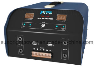 High Quality Portable Solar Energy Home Generator System Es-1224 pictures & photos