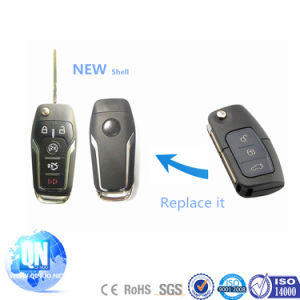 Remote Key FOB Replacements for Ford Focus Fiesta Mondeo Transmit S-Max pictures & photos