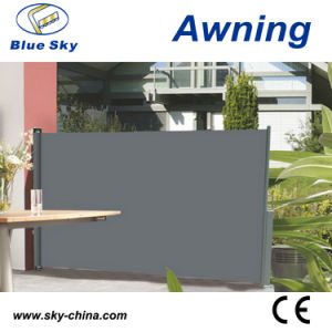 Cheap Aluminum Polyester Side Awning Screen (B700) pictures & photos