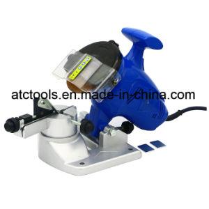 180W ETL 120V Aluminium Base Chain Saw Sharpener Chain Grinder pictures & photos