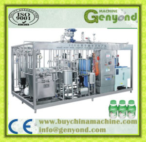 Small Scale One-Piece Dairy Production Line pictures & photos