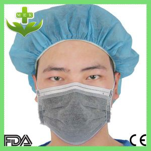 Disposable Nonwoven Dust Mask Carbon Active Face Mask with Earloop pictures & photos
