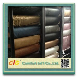 Wholesale Fashion PU Leather Imitation pictures & photos