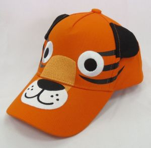 Lovely Animal Kids Baseball Cap Woven Cap (WB-080150)