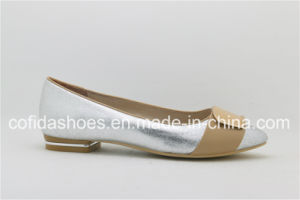 New Style Pointy Fashion Women Shoes with Charming Design pictures & photos