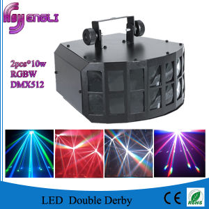 LED Double Derby DJ Light (HL-055) pictures & photos