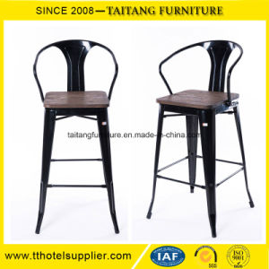 Cheap Fashionable Appearance Metal Bar Chair Wholesale pictures & photos