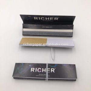 14gms Transparent Custom Brand 20GSM Cigarette Tobacco Rolling Paper pictures & photos