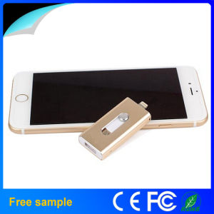 China Manufacter Wholesale High Speed 32GB USB2.0 OTG Pendrive pictures & photos