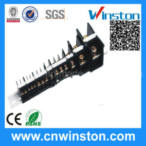 Tn Series Rail Type Wire Connector Electric Screw Terminal Block pictures & photos