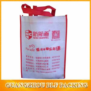 Non Woven Shopping Bag Making (BLF-NW219) pictures & photos