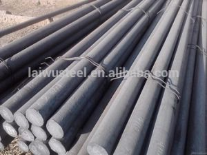 G50mn2 Hot-Rolled Steel Round Bars / Bearing Steel pictures & photos