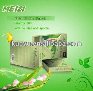 100% Herbal and Original Meizi Slim Belly Patch (factory price) pictures & photos