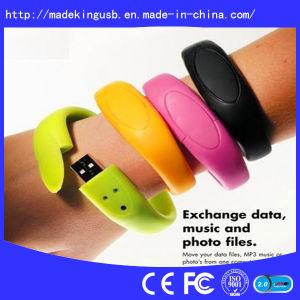 Wristband USB Flash Drive, Bracelet USB Flash Drives pictures & photos