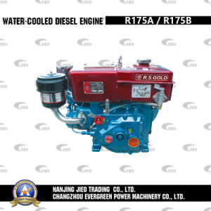 Water Cooled Diesel Engine (R175A)
