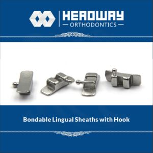 High Quality Tech Orthodontic Accessory Weldable Lingual Sheath pictures & photos