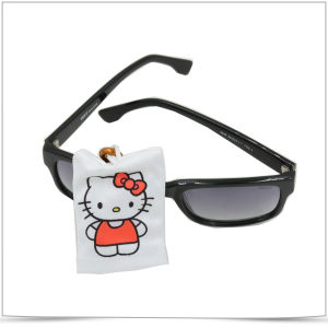 Personalized Microfiber Cleaning Cloth for Glasses pictures & photos