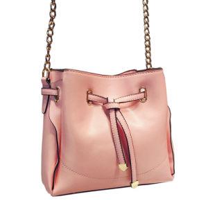 Latest Fashion Drawstring Leather Handbags for Women (FW022)
