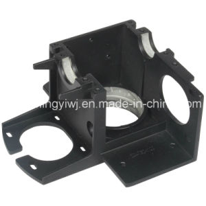 Aluminum Die Casting for Handles (AL0100) with Powder Coated Treatment and High Quality Made in China pictures & photos