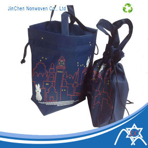 Costomerized for Nonwoven Fabric Drawstring Bag 302 pictures & photos