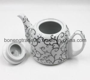 Turkish Samovar, Electric Kettle, Iranian, Russian Samovar with Ceramic Teapot 270-477 pictures & photos