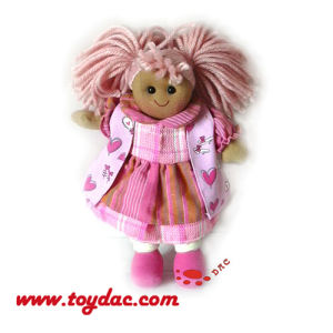 Kids Soft Cloth Doll pictures & photos