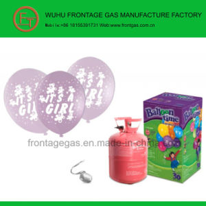 99.999% Purity Portable Helium Bottle pictures & photos